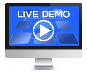 Live Demo Icon Report Master